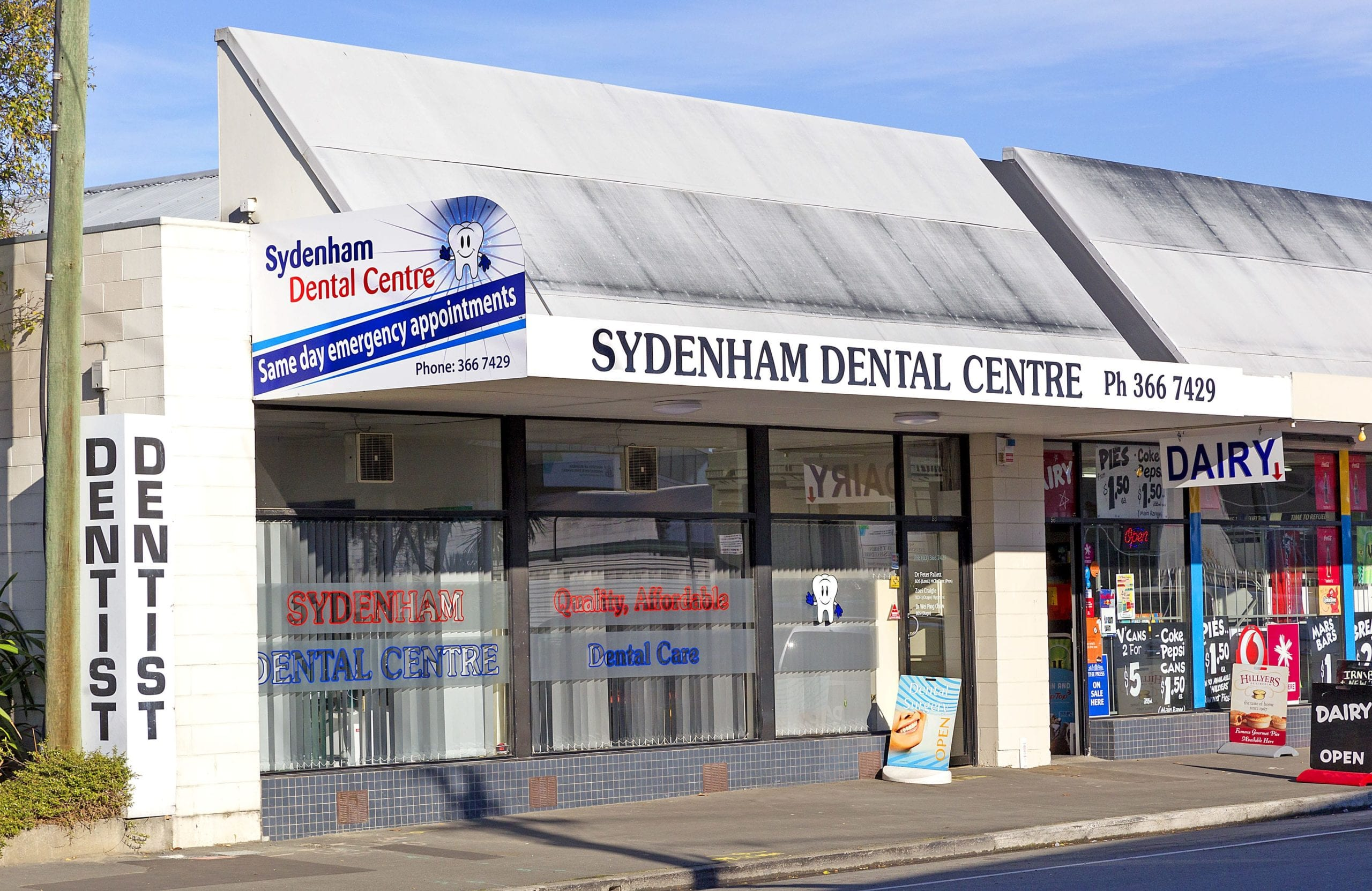 Sydenham Dental Centre | Emergency Dentist Christchurch